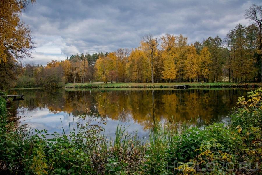 Хорловский парк