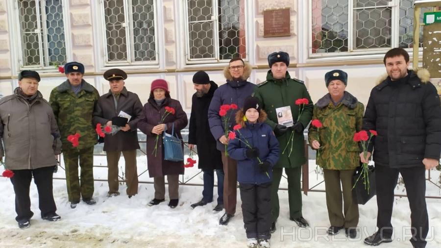 Коломенцы и воскресенцы почтили память Ахмета Симаева