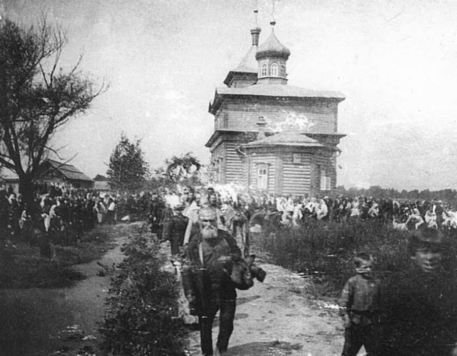 Историческая справка поселка Хорлово